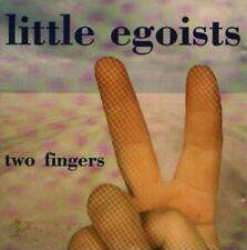 LITTLE EGOISTS - TWO FINGERS - CD, 1992 - SWITZERLAND