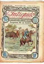 rivista L'INTREPIDO ANNO 1925 NUMERO 275