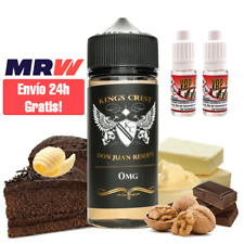 Don Juan Reserve 100ml + 2 Nicokits Gratis - Kings Crest (120ml a 3mg)