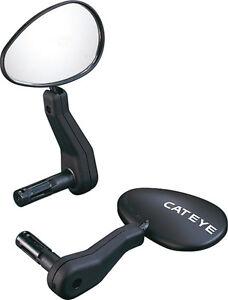 CATEYE Fahrrad Rückspiegel BM 500 G links