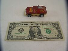 Matchbox - Vintage Red Planet Scout #59 - 1975