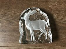 RARE FALLOW DEER BY PHILIP NATHAN GERMANY PAPERWEIGHT (36)