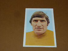 N°159 W. SPANGHERO RC NARBONNE RECUPERATION AGEDUCATIFS RUGBY 1971-1972 PANINI
