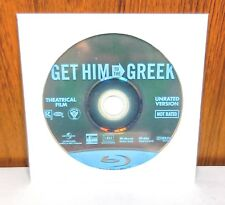 Get Him To the Greek - Disc Only (Blu Ray) Unrated Version