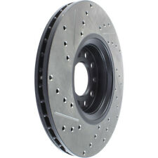 Disc Brake Rotor-Aero Front Left Stoptech 127.38014L
