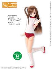 Azone Pureneemo PNS Gym Clothes Set Rojo Blythe Pullip DAL 1/6 Obitsu Momoko