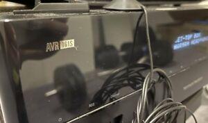 Harman Kardon AVR 161s * 5.1 AV Receiver Bluetooth USB Internet HDMI 3D Spoitify