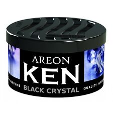 NEW Areon Ken Car Air Freshener Black Crystal Scent Air Purifier Perfume Scents