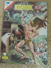 Korak el Hijo de Tarzan,Serie Aguila num.2-57,Novaro