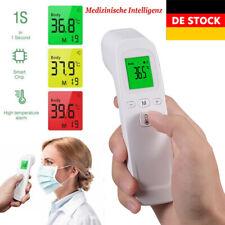 Digital Infrarot Thermometer Stirn Fieberthermometer Kontaktlo Erwachsene Baby