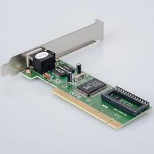 For RTL8139D 10/100Mbps Fast Ethernet Network PCI LAN NIC Card Realtek Tool