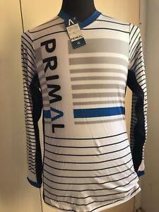 PRIMAL MTB BIKE Cycling Jersey L/S Mountain Bike Size XS