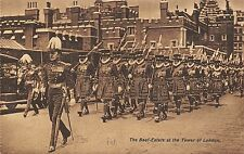 BR62703 the beef eaters at the tower of london  military london   uk