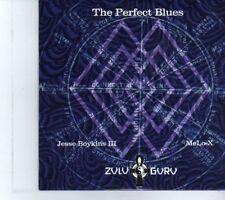 (DR640) Jesse Boykins III, The Perfect Blues - 2012 DJ CD