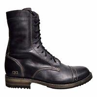 Bed Stu Hendrix Combat Boot Black