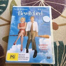 NICOLE KIDMAN. BEWITCHED DVD.