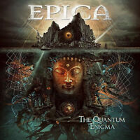 Epica : The Quantum Enigma CD (2014) ***NEW*** FREE Shipping, Save £s
