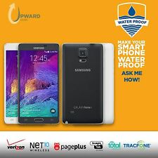 Samsung Galaxy Note 4 IV (32GB,64GB) Straight Talk Net10 Verizon Towers Unlocked