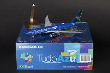 """AZUL Linhas Aéreas Brasileiras A330-200 """"Tudo"""" JC Wings 1:200 Diecast XX2339"""
