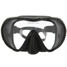 DIVING FREEDIVE SPEARFISHING Mask Frameless Uno