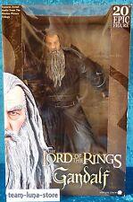 """Neca Figur Gandalf 20"""" (50cm) Herr der Ringe Lord of the Rings neu + ovp, selten"""