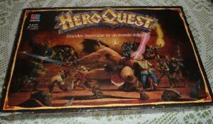 Juego de mesa Heroquest Hero Quest en Español MB