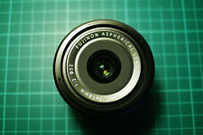 Fujifilm FUJINON XF 18mm f2 Prime Lens, Boxed, Little Gem, Fast Delivery