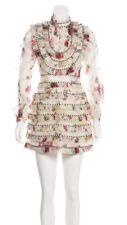 NWOT Zimmermann Mischief Cocktail Dress Original $2,650 - Size XS/0