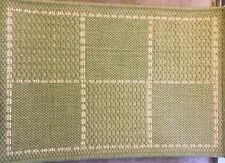 Oriental Weavers Checked Flatweave Anti Slip door Mat  1 X 50x80cm