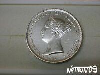 PORTUGAL / 500 REIS - 1846 / D. MARIA II / SILVER COIN