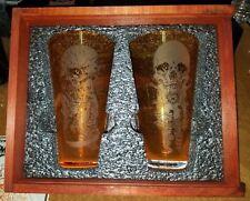 Club Exclusive Metallica Fixxxer Pushead Drink Glass set
