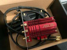 ASUS PCE-AC68 Dual-Band Wireless-AC1900 PCI-E WiFi Adapter