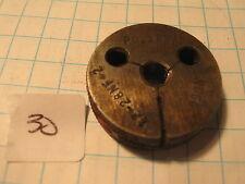 Scc 12 28 2 Nf Thread Gage Nogo 1897 30 Machinist
