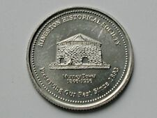 Kingston ON CANADA 1846-1996 Trade $2 Token Historic Murney Tower Martello Fort