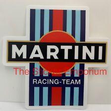 Martini Racing Decal Sticker Rally Lancia Porsche Car Decal