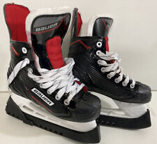 Bauer NSX Ice Hockey Skates Size 3 with Arrow blade covers.