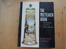 Das Mettlach Buch  Deutsch u. Englisch Gary Kirsner 1994