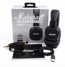 MARSHALL MAJOR 2 MK2 BLACK wirless Bluetooth , NEGRO . SEALED PACKAGING, NEW