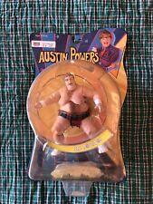 Austin Powers Fat Bastard 6� Sumo Mezco Action Figure New In Sealed Box