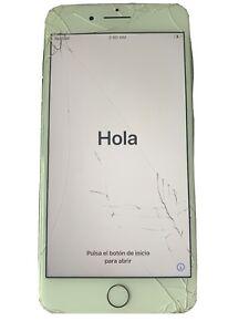 Apple iPhone 7 Plus - 128GB - Silver (Verizon) A1661 (CDMA + GSM)