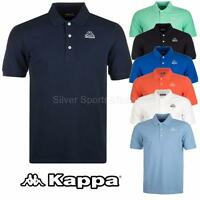 New Kappa Omini Mens Cotton Polo T Shirt Top  Sz S to 2XL   vintage casual