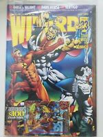 WIZARD Comics Magazine #23 July 1993 ORIGINAL VALIANT vs IMAGE COVER! POLYBAGGED