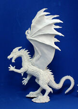 1 x DEATHSLEET - BONES REAPER figurine miniature d&d jdr rpg dragon winged 77110