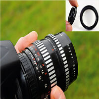 Macro C Mount Ring Adapter For 25mm 35mm 50mm CCTV Movie Lens M4/3 NEX Camera a