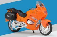 Welly 1:18 BMW R1100 RT Motorcycle Motocross Bike Model New In Box