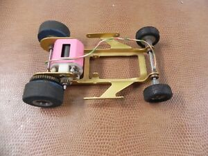 GARVIC GOLD CHASSIS WITH MOTOR NOS