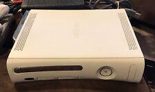 Microsoft Xbox 360 20Gb White Console W/ 2 games, Controller, Power Cord
