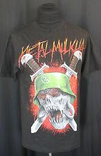 "Metal Mulisha ""SOULLESS"" T-Shirt NWT Size Medium M Black"