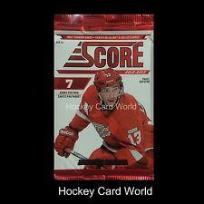 (HCW) 2012-13 Panini Score Hockey Hobby Pack - Krug, Stone, Kreider,  Allen, ++