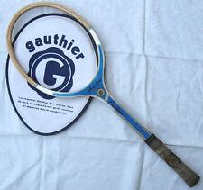 Raquette tennis vintage GAUTHIER  Miss GO     NEUF